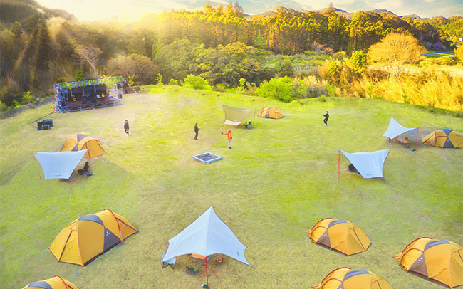 REWILD MUSIC FES CAMP